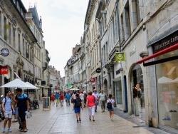 Photo paysage et monuments, Besançon - Besançon, Grande rue.C.