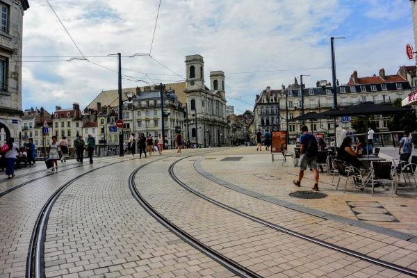 Photo Besançon - Besançon, Vers pont Battant.