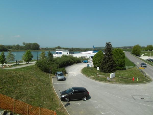 Photo Brognard - Base nautique (avril 2011)