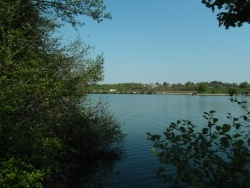 Photo paysage et monuments, Brognard - Base nautique (avril 2011)
