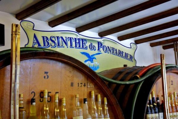 Distillerie Guy à Pontarlier.25.2.