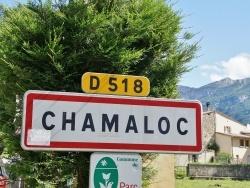 Photo paysage et monuments, Chamaloc - chamaloc (26150)