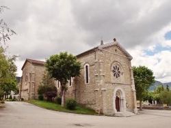La Chapelle-en-Vercors (26) - église Notre-Dame