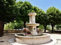 Photo paysage et monuments, La Chapelle-en-Vercors - Fontaine