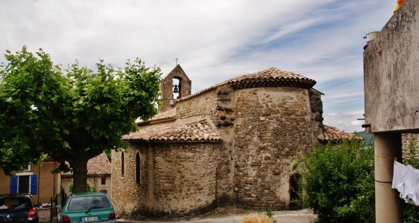 Photo Francillon-sur-Roubion - L'église