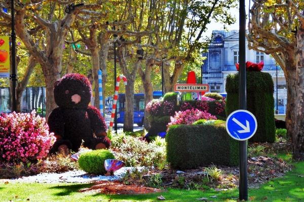 Montélimar.26.Vers Avenue du général de Gaulle.