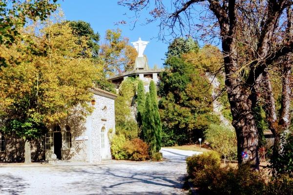 Abbaye Notre Dame d'Aiguebelle - Montjoyer.E.