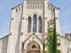 Photo paysage et monuments, Le Poët-Laval - Ancienne église de l'Acien couvent Orphelinat