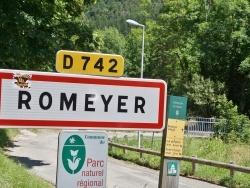Photo paysage et monuments, Romeyer - romeyer (26150)