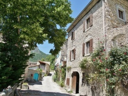 Photo paysage et monuments, Romeyer - le Village