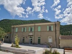 Photo paysage et monuments, Romeyer - la Mairie