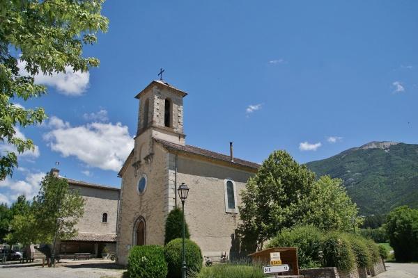 Photo Saint-Julien-en-Quint - église Saint Julien