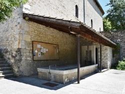 Photo paysage et monuments, Saint-Julien-en-Quint - le lavoir