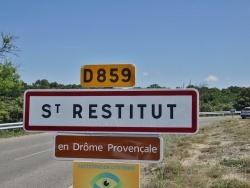 Photo de Saint-Restitut