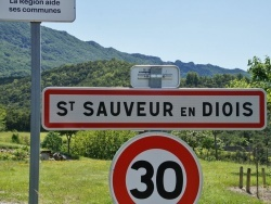 Photo de Saint-Sauveur-en-Diois