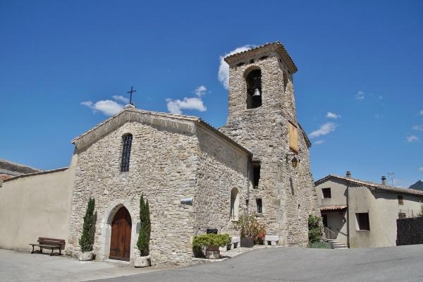 Photo Saint-Sauveur-en-Diois - église Saint Sauveur