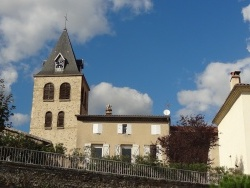 Photo paysage et monuments, Saint-Vallier - l'église de Saint-Vallier/Rhône