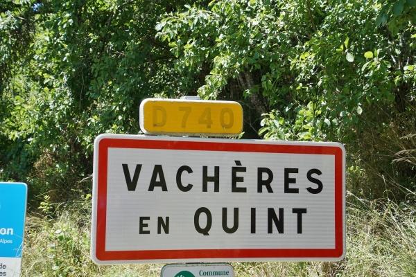 Photo Vachères-en-Quint - vachères en quint (26150)