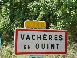 Photo de Vachères-en-Quint