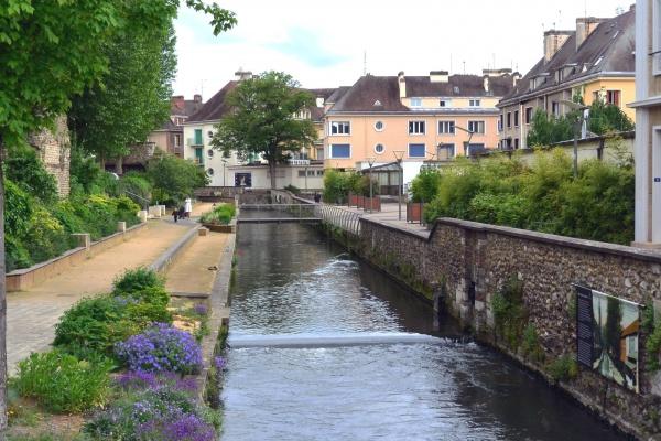 Photo Évreux - Evreux.27-L'Iton.
