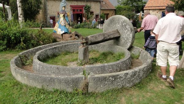 Photo Le Fidelaire - une roue pour une histoire