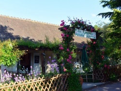 Photo paysage et monuments, Giverny - Giverny.27-Restaurant,Les Nymphéas.