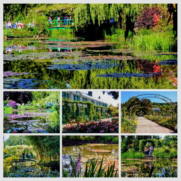 Giverny; Fondation Claude Monet.