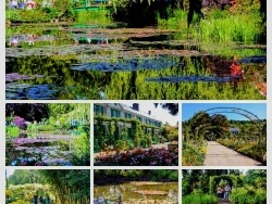 Photo paysage et monuments, Giverny - Giverny; Fondation Claude Monet.