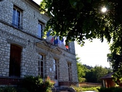 Photo paysage et monuments, Giverny - Giverny.27-Mairie