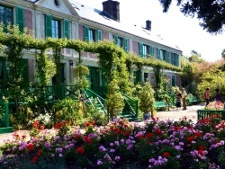 Photo paysage et monuments, Giverny - Giverny.27-Fondation Claude Monet.Maison du peintre.
