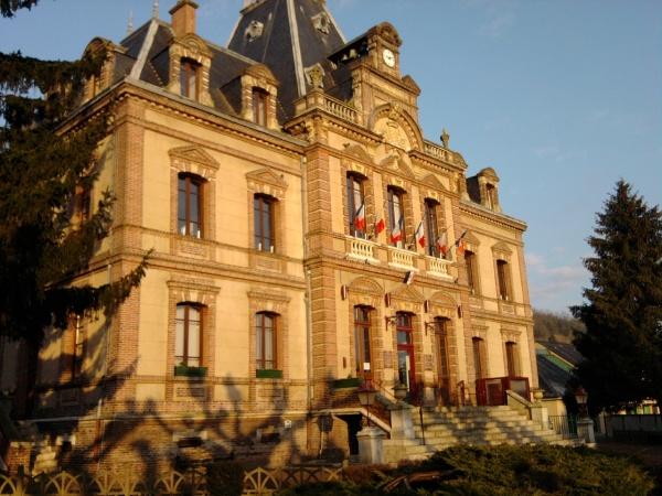 Mairie d'Ivry-la-Bataille (27)