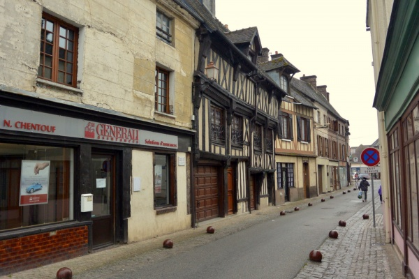 Photo Nonancourt - Nonancourt-27-.Rue Victor Hugo.