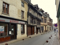 Photo paysage et monuments, Nonancourt - Nonancourt-27-.Rue Victor Hugo.