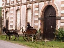 Photo paysage et monuments, Crécy-Couvé - Entrée du moulin