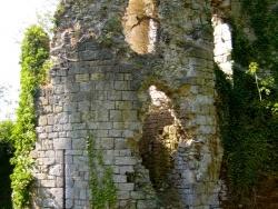 Photo paysage et monuments, Guainville - Château de Guainville Tour flanquante