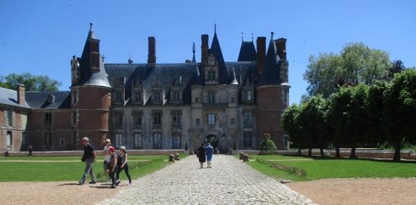 Photo Maintenon - château