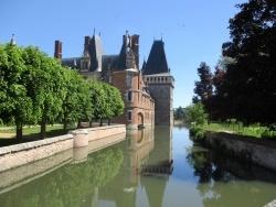 Photo paysage et monuments, Maintenon - château
