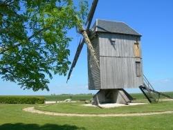 Photo paysage et monuments, Ouarville - Moulin de Ouarville