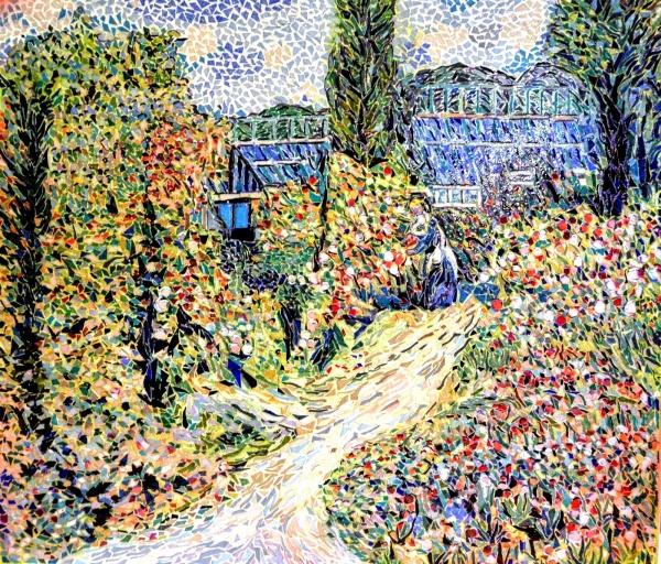 Douarnenez, La Serre, influence Pierre-Auguste Renoir