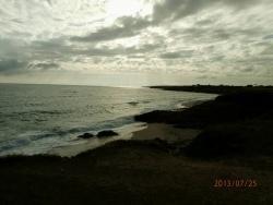 Photo paysage et monuments, Esquibien - plage