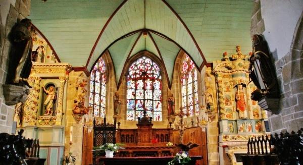 Photo Guimiliau - L'église