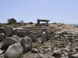 Photo paysage et monuments, Plouhinec - Nécropole de Ménez Dregan (1)