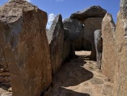 Photo paysage et monuments, Plouhinec - Nécropole de Ménez Dregan (3)