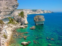 Photo paysage et monuments, Bonifacio - Le grain de sable !!