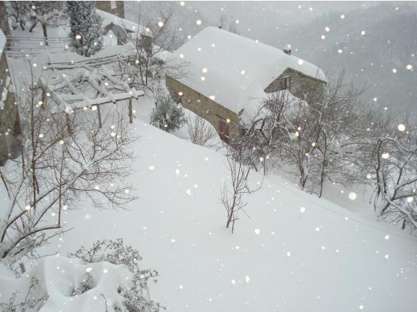 neige a casalta fevrier 2012