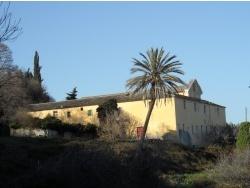 Photo paysage et monuments, Cervione - Couvent Saint Francois de Cervione - vue du D152