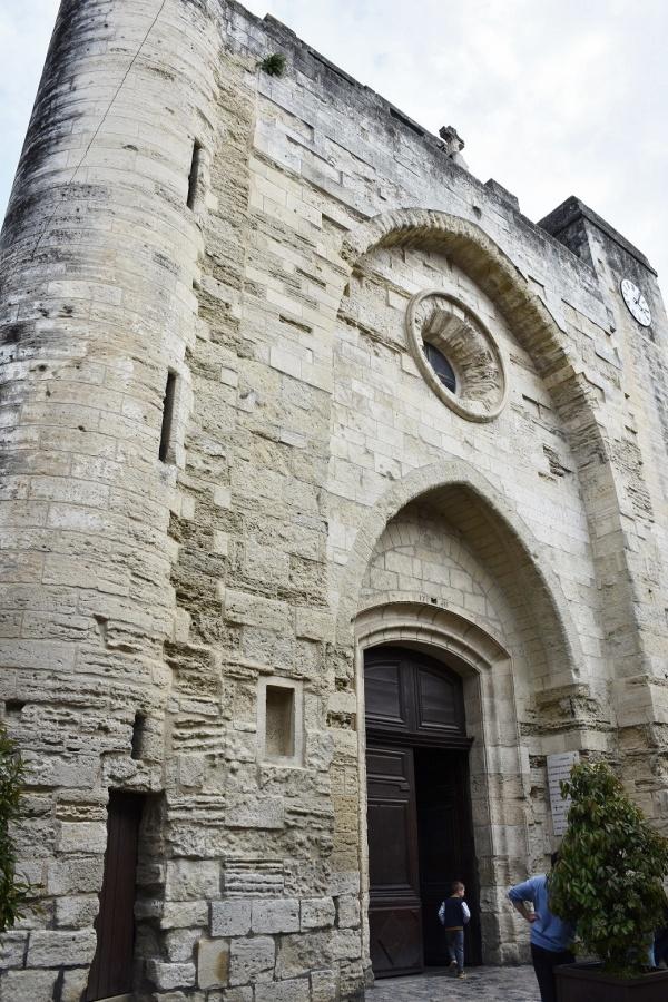Photo Aigues-Mortes - église Notre dame des sablons