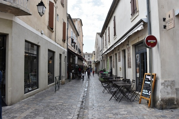 Photo Aigues-Mortes - le village