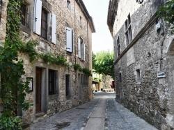 Photo paysage et monuments, Aiguèze - le village