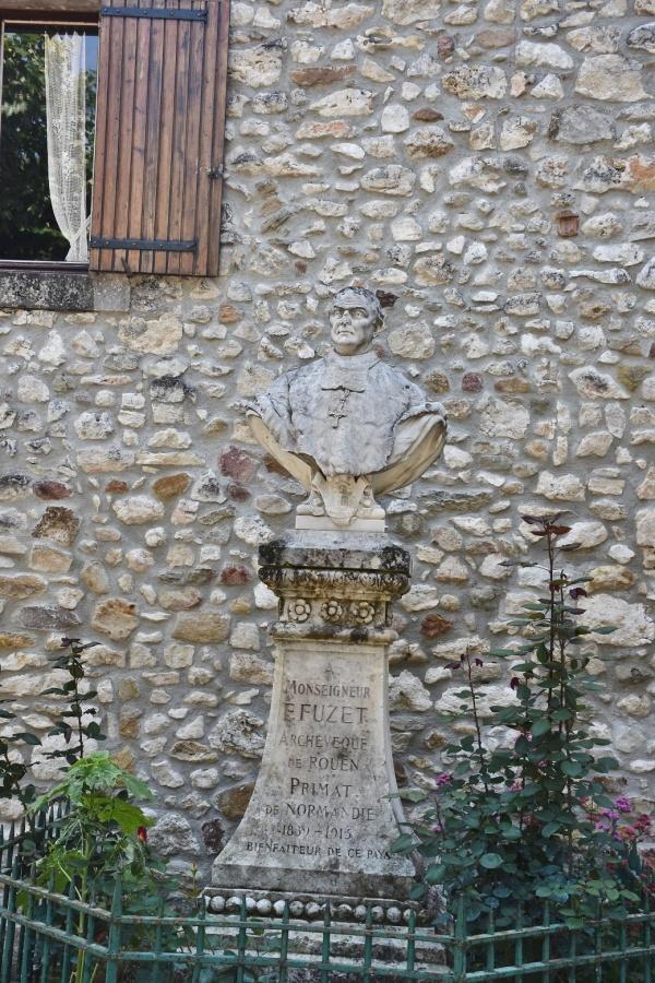 Photo Aiguèze - la Statue